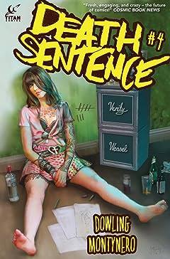 Death Sentence #4 (of 6)