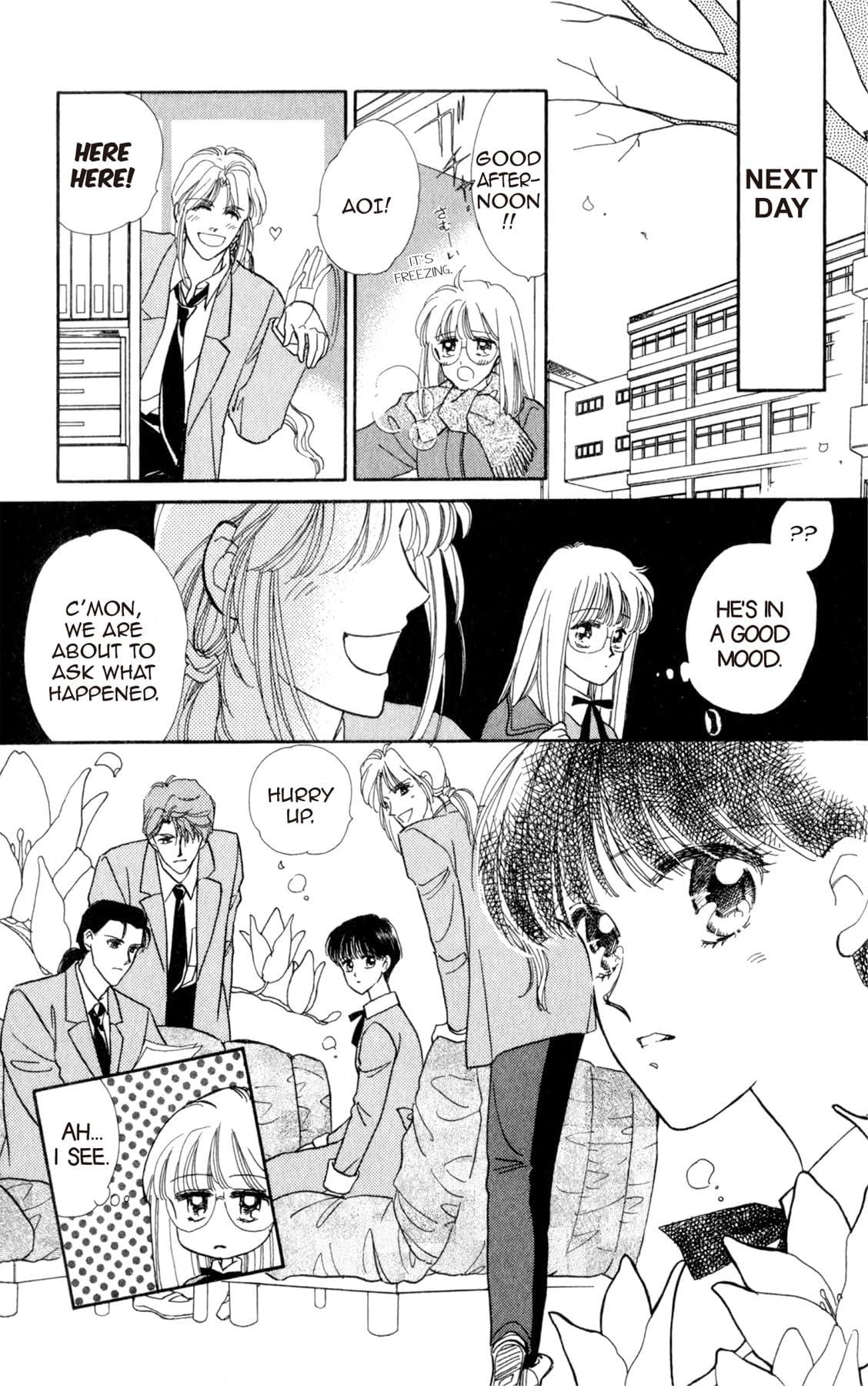 SUZUNARI HIGH SCHOOL DETECTIVE CLUB #4