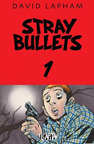 Stray Bullets No.1