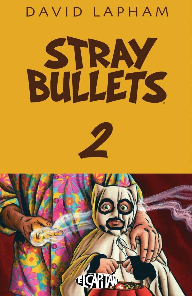 Stray Bullets #2