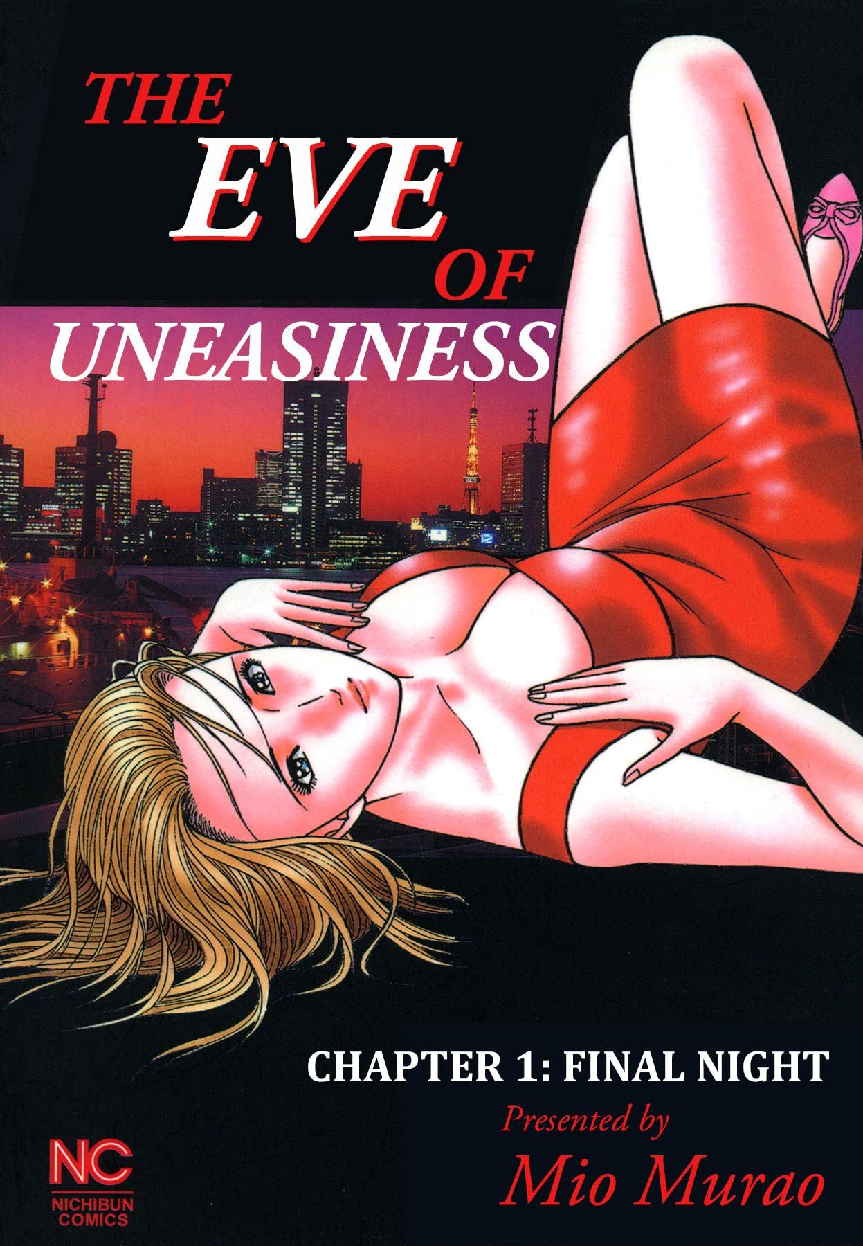 THE EVE OF UNEASINESS #5