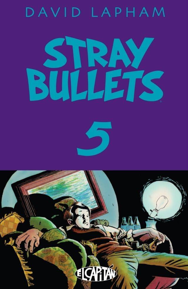 Stray Bullets #5