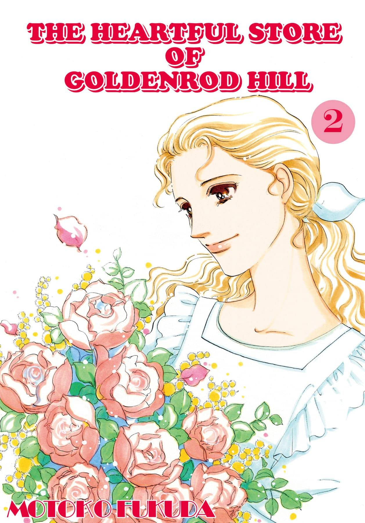 THE HEARTFUL STORE OF GOLDENROD HILL Vol. 2