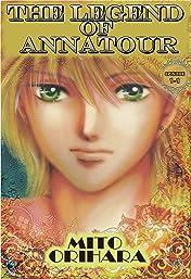 THE LEGEND OF ANNATOUR #1