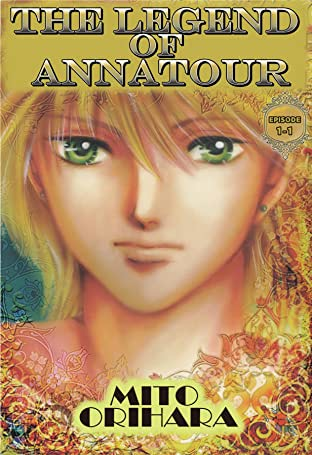 THE LEGEND OF ANNATOUR #1