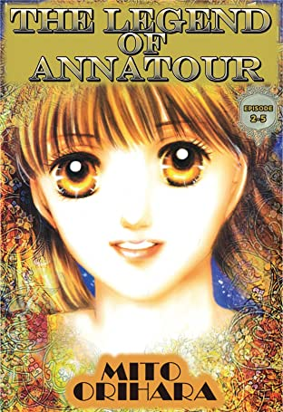 THE LEGEND OF ANNATOUR #12
