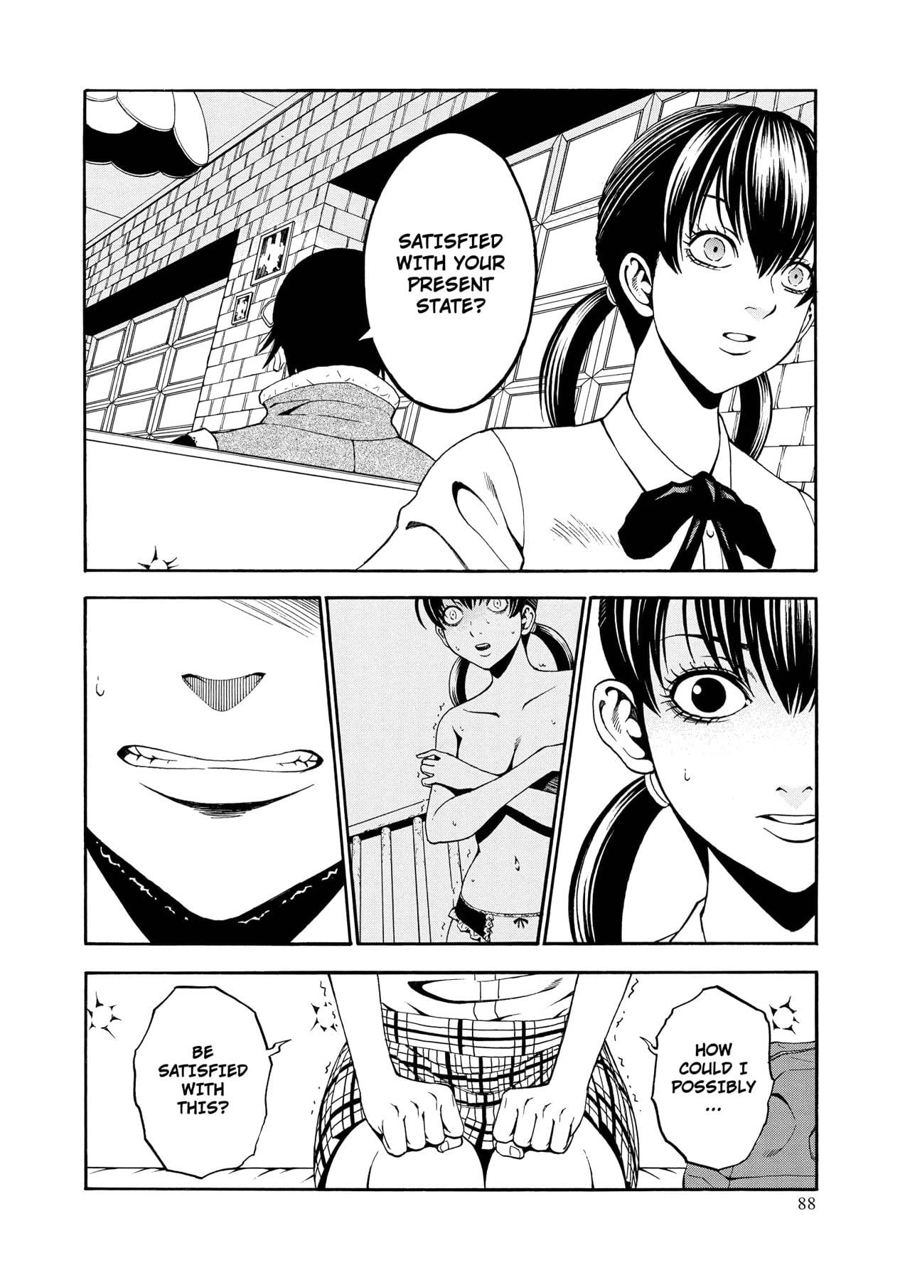 The Love and Creed of Sae Maki #3