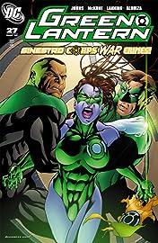 Green Lantern (2005-2011) #27