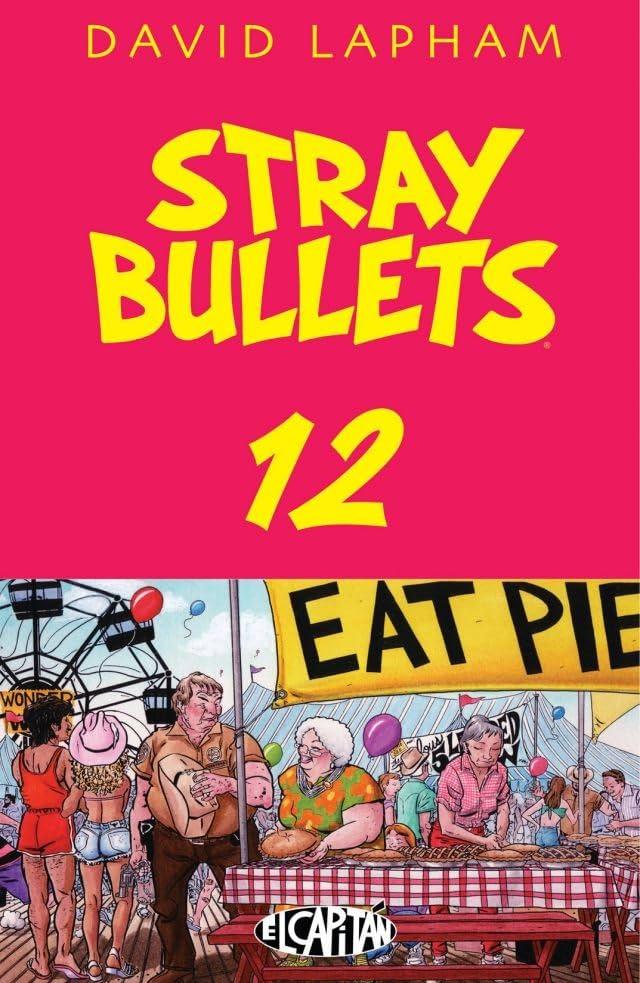 Stray Bullets #12