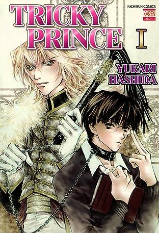 TRICKY PRINCE (Yaoi Manga) Tome 1