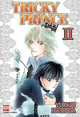 TRICKY PRINCE (Yaoi Manga) Tome 2