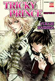 TRICKY PRINCE (Yaoi Manga) #5