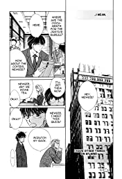 TRICKY PRINCE (Yaoi Manga) #8