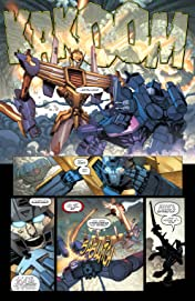 Transformers: Robots In Disguise (2011-2016) #24: Dark Cybertron Part 5