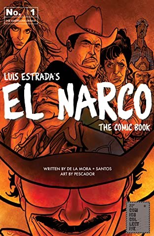 El Narco, The Comic Book #1
