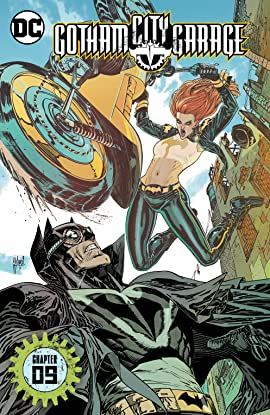 Gotham City Garage (2017-2018) #9