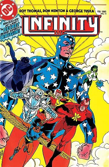 Infinity, Inc. (1984-1988) #11