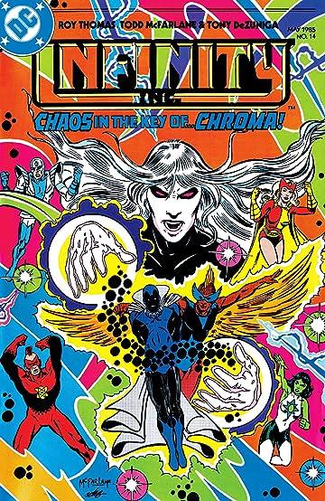 Infinity, Inc. (1984-1988) #14