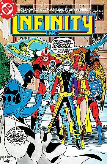 Infinity, Inc. (1984-1988) #15