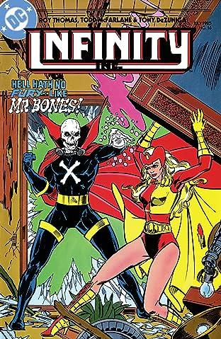 Infinity, Inc. (1984-1988) #16