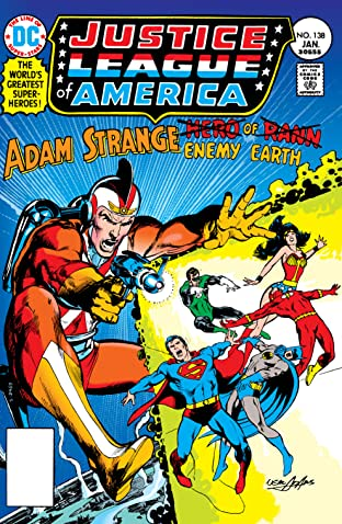 Justice League of America (1960-1987) #138