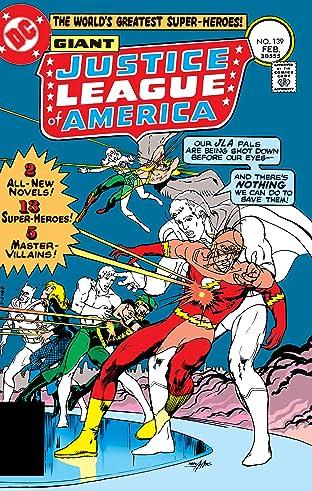 Justice League of America (1960-1987) No.139