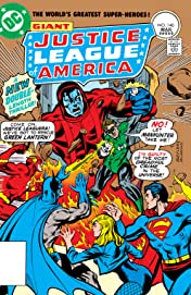 Justice League of America (1960-1987) #140
