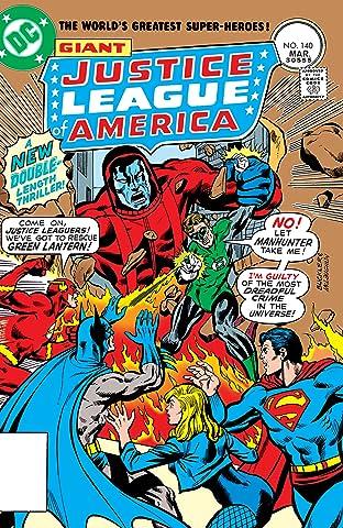 Justice League of America (1960-1987) No.140