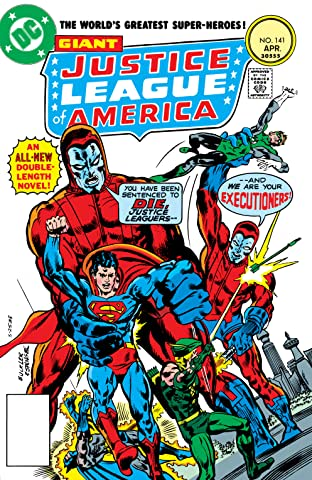 Justice League of America (1960-1987) #141