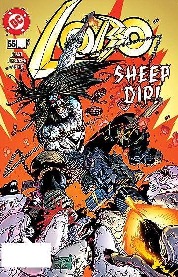 Lobo (1993-1999) #55