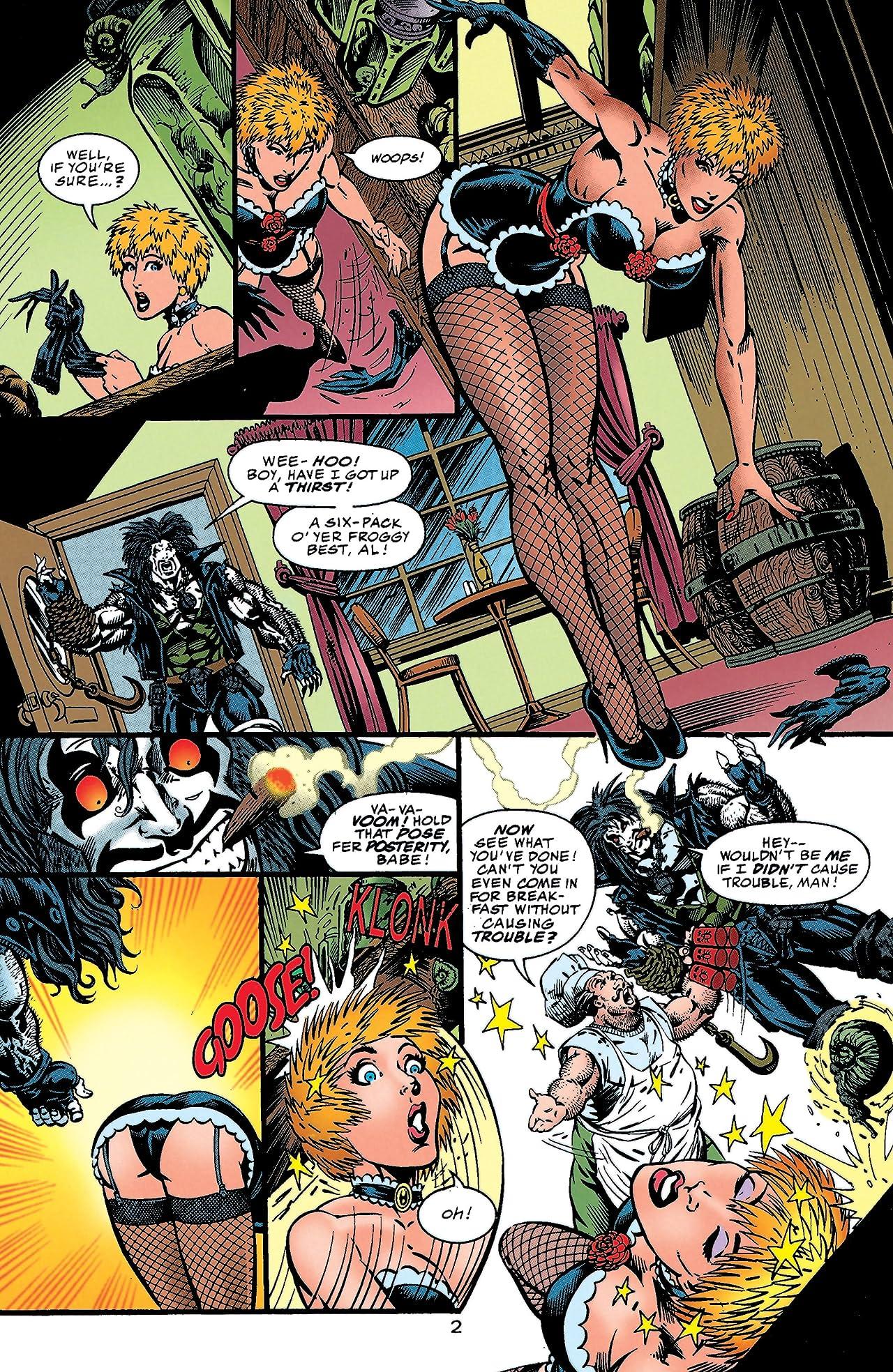 Lobo (1993-1999) #56