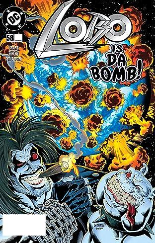 Lobo (1993-1999) #58