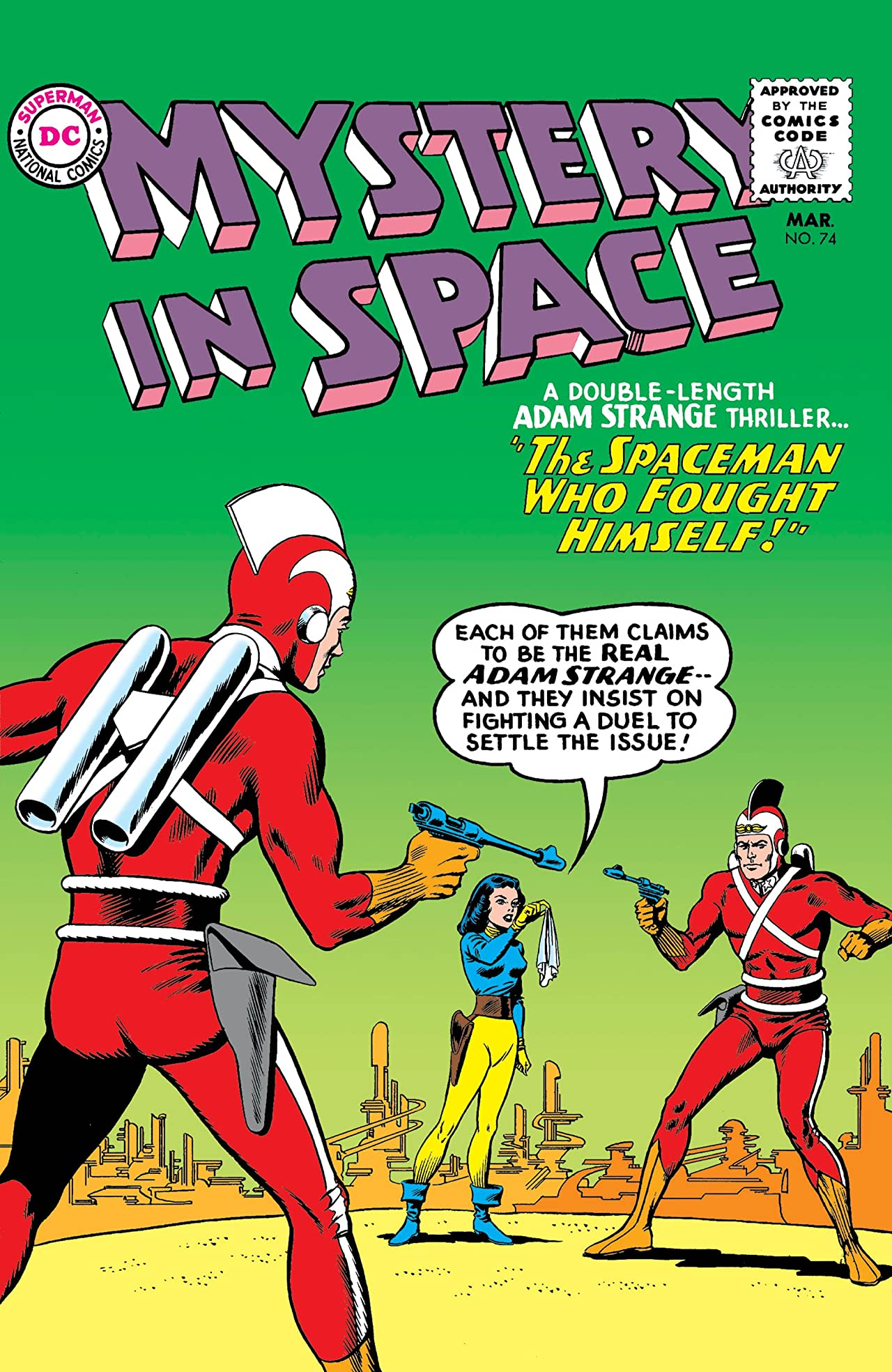 Mystery in Space (1951-1981) #74