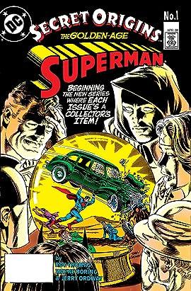Secret Origins (1986-1990) #1