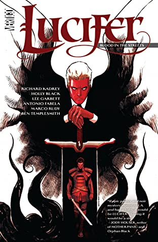 Lucifer (2015-) Vol. 3: Blood in the Streets