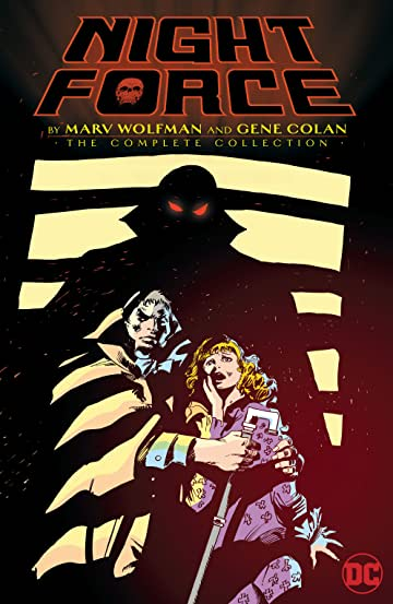 Night Force by Marv Wolfman: The Complete Series