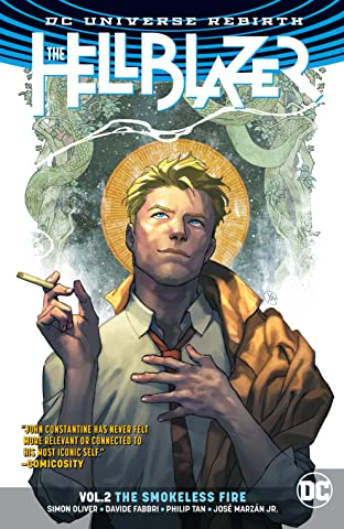The Hellblazer (2016-2018) Vol. 2: The Smokeless Fire