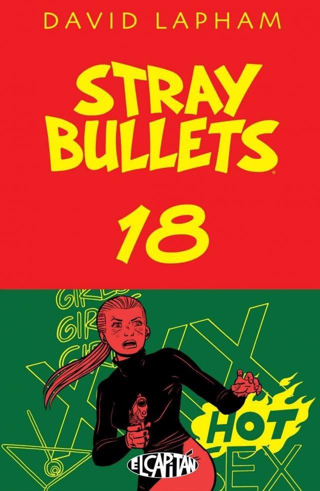Stray Bullets #18