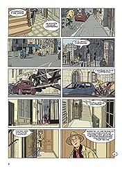 Jérôme K. Jérôme Bloche Vol. 26: Le couteau dans l'arbre