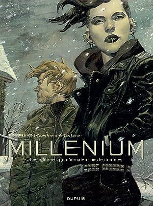 Millénium - Intégrale Vol. 1: Les hommes qui n'aimaient pas les femmes