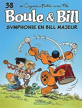 Boule & Bill Vol. 38: Symphonie en Bill majeur