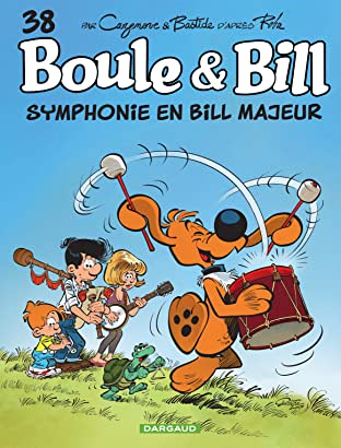 Boule & Bill Vol. 38: Symphonie en Bill majeur