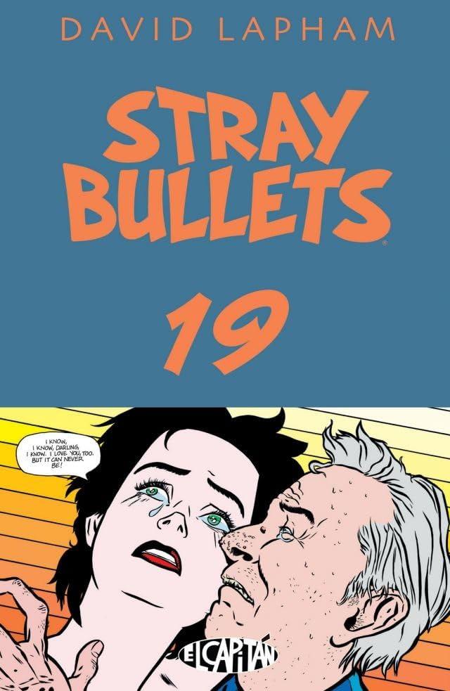 Stray Bullets #19