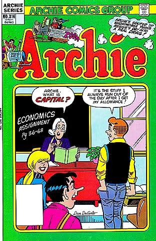 Archie #316