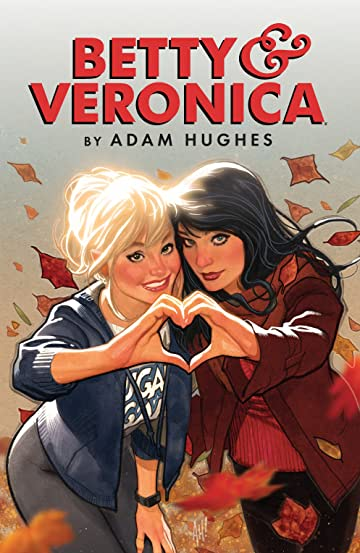 Betty & Veronica by Adam Hughes