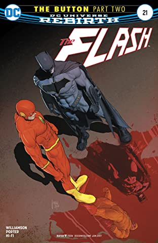 The Flash vol. 5 (2016-2018) 593919._SX312_QL80_TTD_