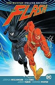 Batman/The Flash: The Button Deluxe Edition: International Version