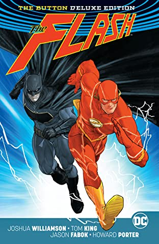 Batman/The Flash: The Button Deluxe Edition: International Version