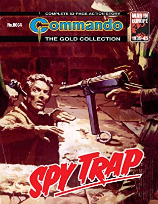 Commando #5064: Spy Trap