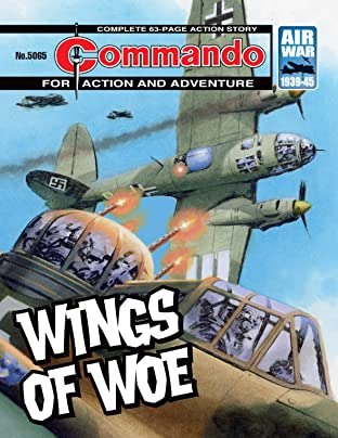 Commando #5065: Wings Of Woe